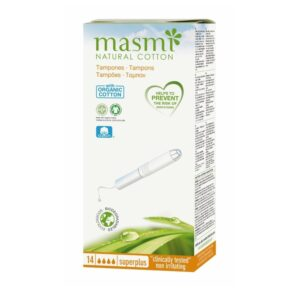 Masmi Cardboard Applicator Tampon – Super Plus