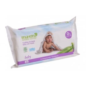 Masmi Organic Cotton Baby Wet Wipes