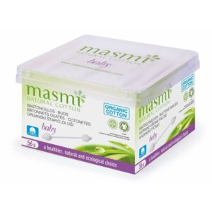 Masmi Organic Cotton Baby Safety Buds