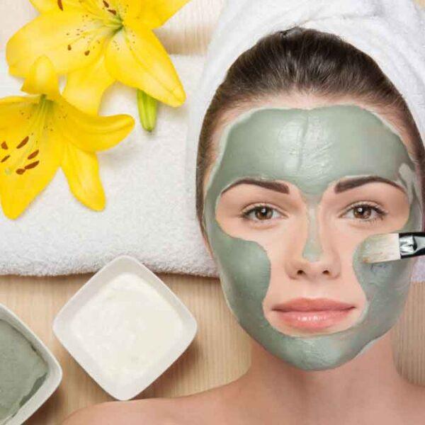 ONTS Βιολογικά και φυσικά προϊόντα περιποίησης προσώπου και σώματος Argital Βιολογική μάσκα προσώπου-σώματος-μαλλιών, με πράσινο Άργιλο