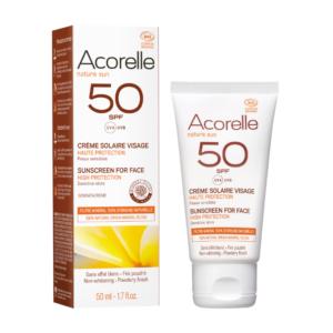 Acorelle Sun Screen 50 SPF