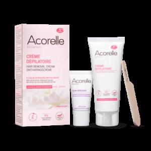 Acorelle Hair Removal Cream for Face & Sensitive body areas