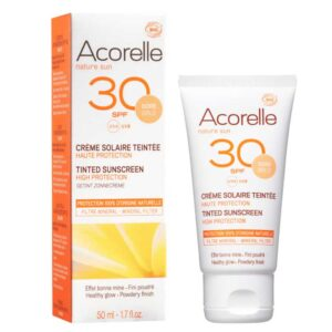 Tinted Sunscreen SPF30 Gold colour