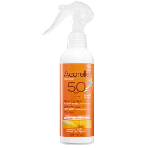 Acorelle Sun Spray for Kinds SPF 50