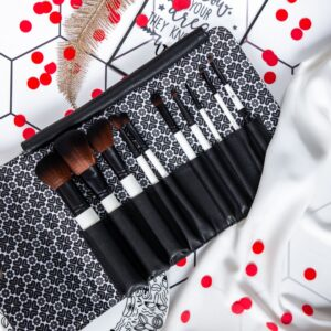 Lily Lolo Brush Set Luxury 10 Pieces
