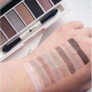Lily Lolo Palette Pedal To The Metal Eye Shadow
