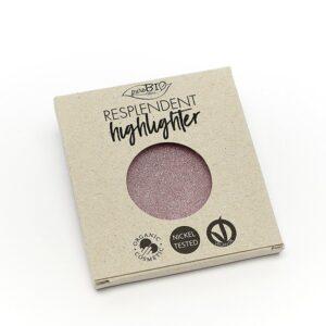Purobio Resplendent Highlighter Shimmer N.02 Pink – Refill