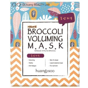 Huangjisoo Sheet Face Mask Broccoli Voluming