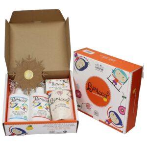 Βιολογικά προϊόντα παιδικής φροντίδας