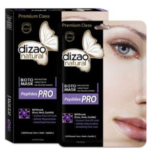 Dizao Natural Φυσική full-face μάσκα Boto με πεπτίδια