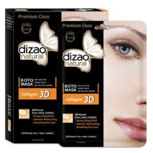 Dizao Natural Φυσική full-face μάσκα Boto με Κολλαγόνο