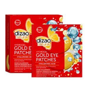 Dizao Natural Hydrogel Φυσική μάσκα ματιών με Υαλουρονικό οξύ