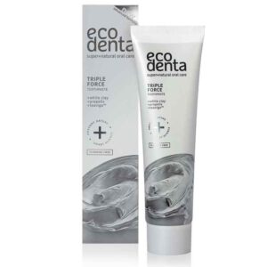 EcoDenta Extra Tripple Effect Toothpaste