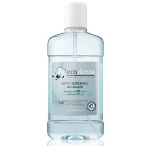 EcoDenta Extra Refreshing Mouthwash