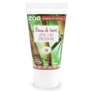ONTS Βιολογικό Μακιγιάζ Zao Fluid Foundation: Υγρό make up, 100% φυσικό, βιολογικό & Vegan, για όλους τους τύπους δέρματος, χωρίς λιπαρότητα, για ομοιόμορφο και φωτεινό δέρμα. ΑΝΤΑΛΛΑΚΤΙΚΟ