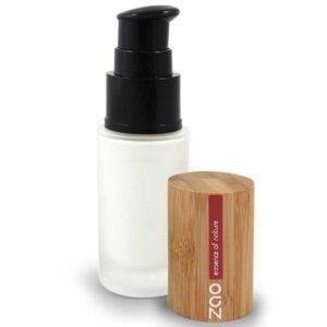 ONTS Βιολογικό Μακιγιάζ Zao Fluid Foundation: Υγρό make up, 100% φυσικό, βιολογικό & Vegan, για όλους τους τύπους δέρματος, χωρίς λιπαρότητα, για ομοιόμορφο και φωτεινό δέρμα.