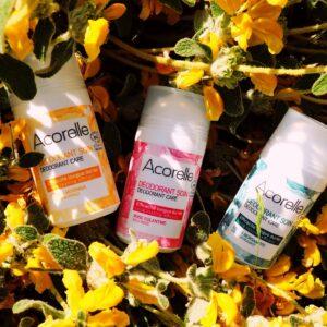 Acorelle Deodorant Care, Long Lasting