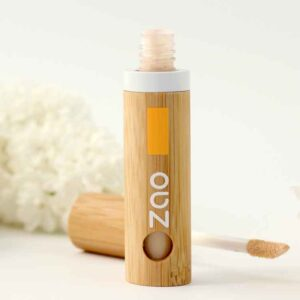 ONTS Προϊόντα Βιολογικού μακιγιάζ Zao Light Touch Complexion: 100% φυσικό, βιολογικό & Vegan make up, που ανακλά το φως και χαρίζει λάμψη στο δέρμα, σβήνοντας σκιές και σημάδια κούρασης