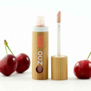ONTS Βιολογικά και Φυσικά προϊόν Zao Lip Gloss 100% φυσικό, βιολογικό & Vegan, για γεμάτα και πλούσια χείλη, χάρη στην εμπλουτισμένη σύνθεση με οργανικό Βούτυρο Κακάο