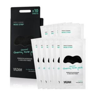 Yadah Cleansing Nose Mask Pack Charcoal