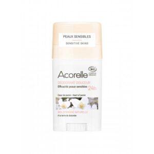 Βιολογικό αποσμητικό για ευαίσθητο δέρμα, με άρωμα γιασεμιού - 45g