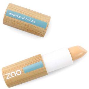 ONTS Bιολογικά προϊόντα περιποίησης προσώπου και σώματος. Προϊόντα Φυσικού και Βιολογικού Μακιγιάζ Zao Concealer: Βιολογικά Concealer Sticks για κάλυψη ατελειών και μαύρων κύκλων. Με καλυπτική σύνθεση και μακράς διάρκειας αποτέλεσμα.100% φυσικά και Vegan.
