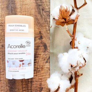 Acorelle Deodorant Stick Gel - Almond Blossom
