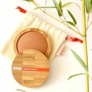 ONTS Προϊόντα Φυσικού και Βιολογικού Μακιγιάζ. Zao Organic Make-Up Mineral Cooked Powder θα σχηματίστε τα χαρακτηριστικά του προσώπου σας και θα αποκτήστε φυσικό εφέ μαυρίσματος, καθ' όλη τη διάρκεια του χρόνου. ΑΝΤΑΛΛΑΚΤΙΚΌ
