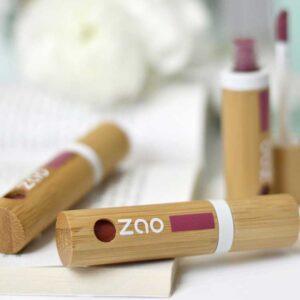 ONTS Προϊόντα Φυσικού και Βιολογικού Μακιγιάζ. Zao Μake Up. Yγρό μάτ κραγιόν Lip' ink, 100% φυσικό, πιστοποιημένο οργανικό και vegan. Πολύ λεπτή σύνθεση που εφαρμόζει τέλεια στην καμπύλη των χειλιών. Χαρίζει τέλειο χρώμα στα χείλη, με μεγάλη διάρκεια και έξτρα ματ τελείωμα. ΑΝΤΑΛΛΑΚΤΙΚΟ