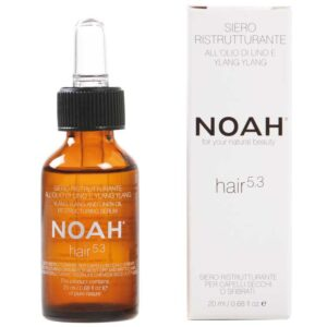 Serum επανόρθωσης για τις άκρες των μαλλιών, με Ylang Ylang και έλαιο Λιναριού - 20ml