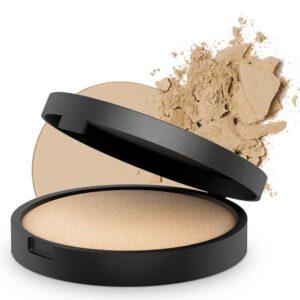 ONTS Προϊόντα Φυσικού και Βιολογικού Μακιγιάζ INIKA ORGANIC Baked Mineral Foundation: Make up από ορυκτά που συνδυάζει την μεταξένια, άψογη κάλυψη ενός mineral makeup με την ευκολία compact πούδρας.
