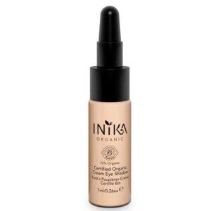 ONTS Προϊόντα Φυσικού και Βιολογικού Μακιγιάζ INICA ORGANIC Certified Organic Cream Eye Shadow Βιολογική κρεμώδης σκιά ματιών -με φιλικά προς το δέρμα φυσικά συστατικά- που απαλύνει και φωτίζει τα μάτια. Σύνθεση με Shea Butter, λάδι Avocado και Jojoba και Aloe Vera.