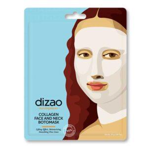 Φυσική full-face μάσκα προσώπου και λαιμού, Boto με Κολλαγόνο