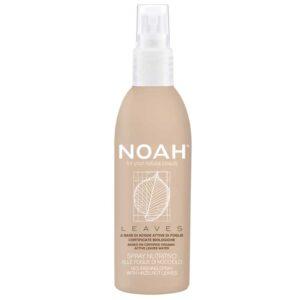 Ενυδατικό spray μαλλιών, με οργανικό νερό φύλλων Φουντουκιάς - 150ml