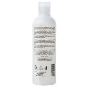 Φυσικό επαγγελματικό σαμπουάν με έλαιο Argan, για πολύ ξηρά, κατεστραμμένα ή από τεχνικές εργασίες μαλλιά - 250ml
