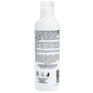 Φυσικό επαγγελματικό σαμπουάν με φυτική κερατίνη Ρυζιού, για βαμμένα μαλλιά - 250ml