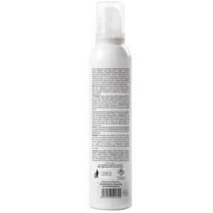 Αφρός μαλλιών για όγκο και ενυδάτωση, με Αμυγδαλέλαιο και έλαιο Argan - 250ml