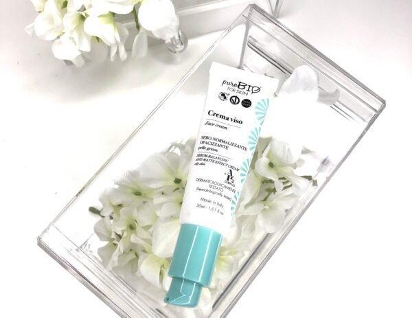 PuroBIO Ap3® FOR SKIN – Sebum-Balancing Face Cream for oily skin