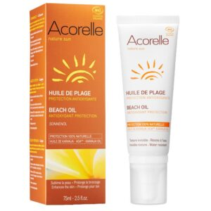 Acorelle body beach karanja oil