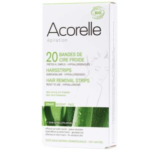 Acorelle Hair Removal Stripes for Face