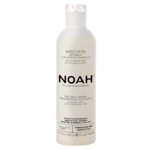 NOAH - 2.6 Anti-yellow hair mask with blueberry extract