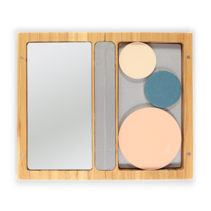 ZAO-Bamboo-Magnetic-Case-open
