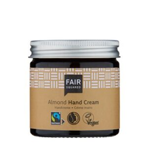 Fair Squared Hand Cream Almond Sensitive