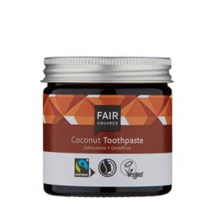 coconut tooth paste