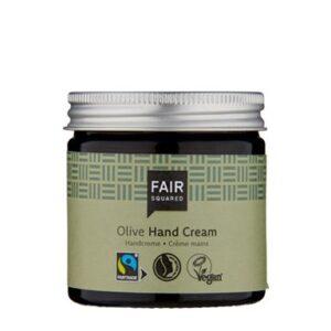 Fair Squared Hand Cream Olive