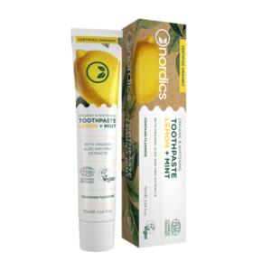 Nordics Cosmos Organic Whitening Toothpaste
