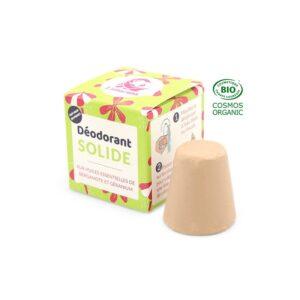 Lamazuna Solid deodorant begamote