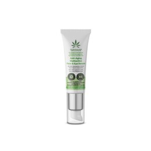 Cannalab Organics Multiactive Anti-aging Face & Eye Serum