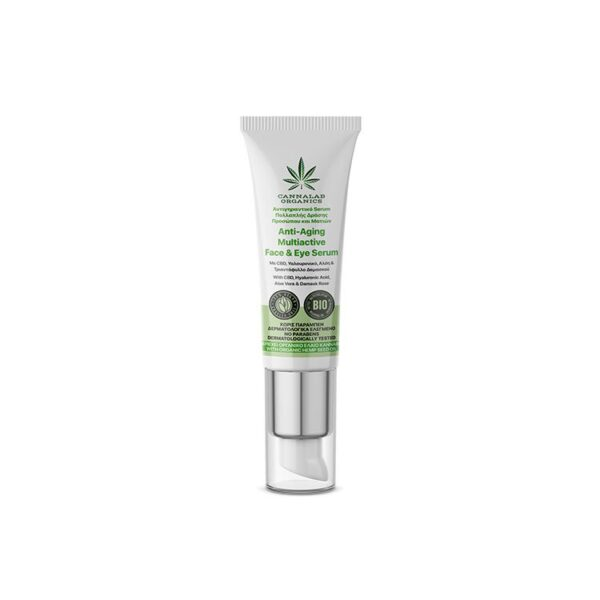 Cannalab Organics Multiactive Anti-aging Face & Eye Serum