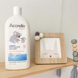 Acorelle Baby Certified Organic Oleo-Limestone Liniment